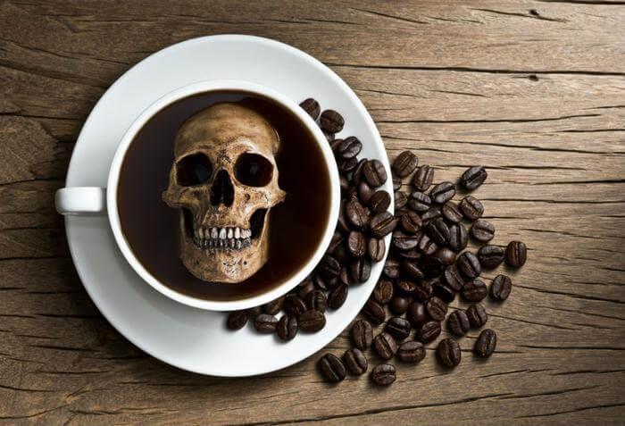 مضرات قهوه اسپرسو