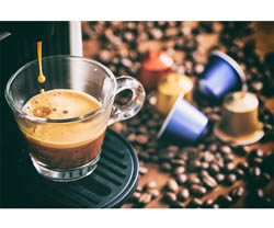 کپسول قهوه اسپرسو