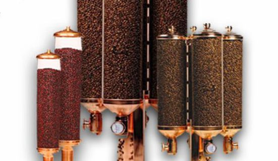 انواع سیلو قهوه
