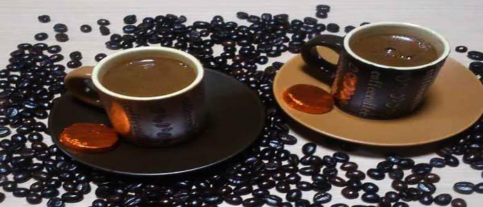 قهوه بو داده خارجی
