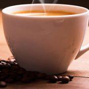دانه قهوه خام روبوستا