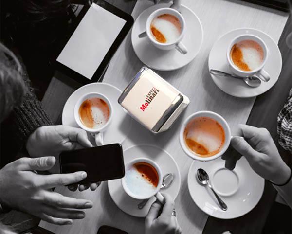 قهوه مولیناری ایتالیا