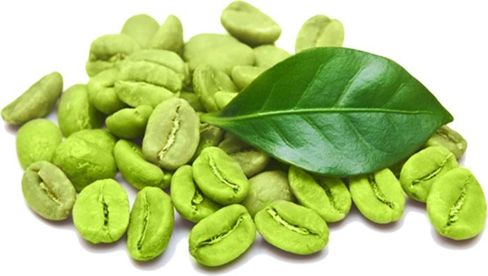 قهوه سبز و خام