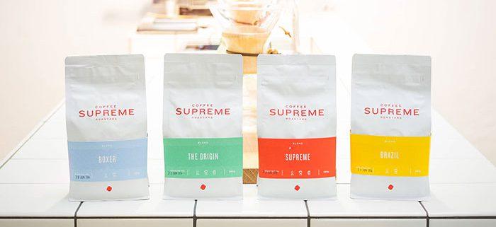 قهوه کلمبیا سوپریمو