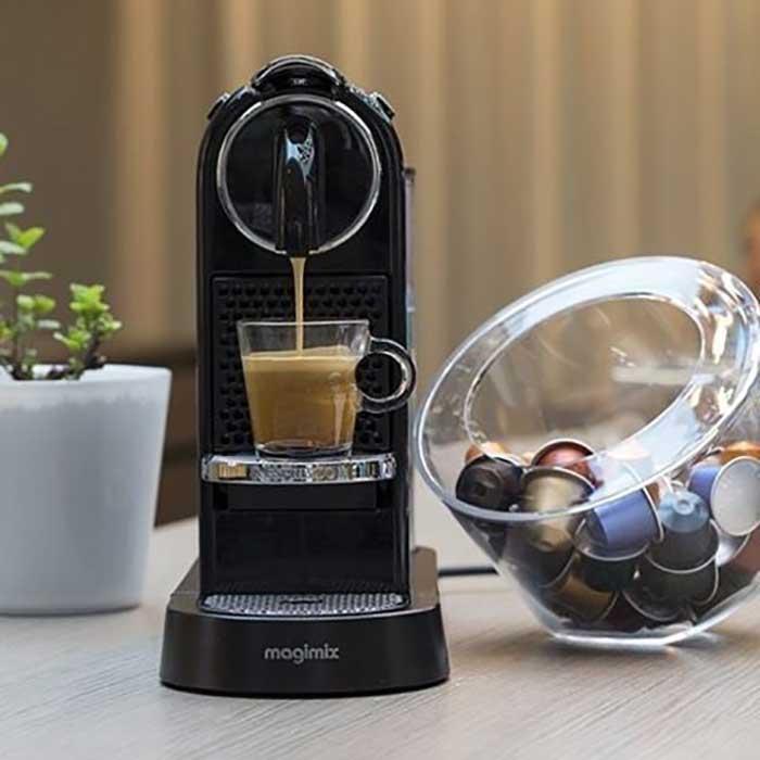 کپسول قهوه نسپرسو