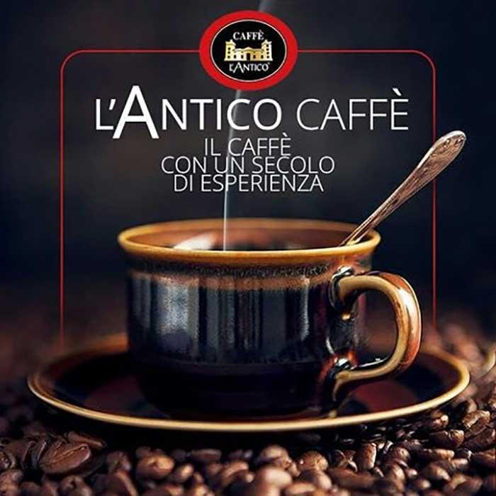 قهوه  ایتالیایی لانتیکو