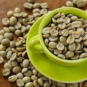 دانه قهوه سبز روبوستا
