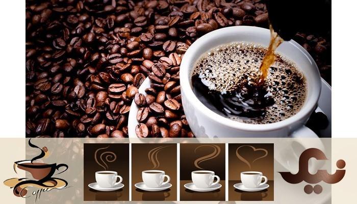 خرید قهوه روبوستا هندی کافئین بالا