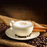 دانه قهوه رست