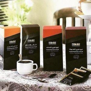 صادرات قهوه گانودرما