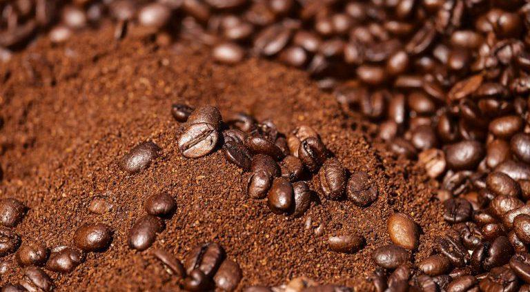 قیمت دانه قهوه پی بی هند