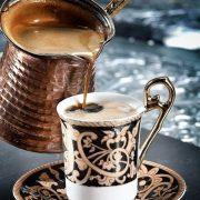 پودر قهوه ترک لایت عمده