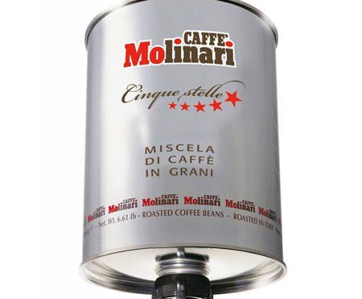 قیمت دانه قهوه عربیکا مولیناری